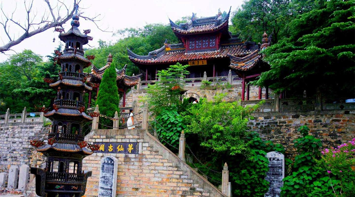 江西省麻姑山景区