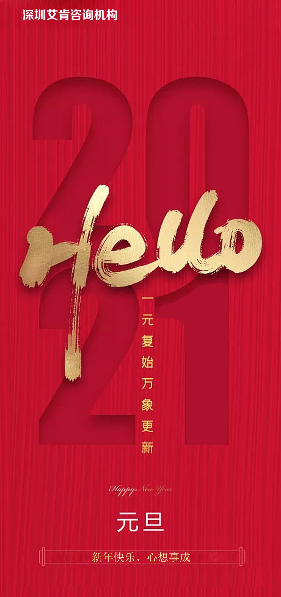 艾肯恭祝各位新老客户,元旦快乐!新年快乐!