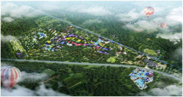 山东郯城美栗世界生态旅游度假区