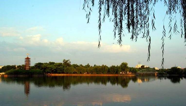 柳叶湖旅游度假区